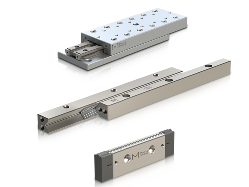 Linear components & slides