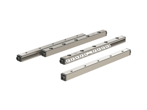 RNG compact cross-roller linear guideway set