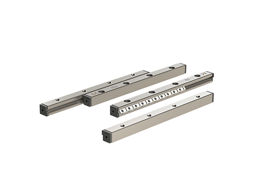 RSDE cross-roller linear guideway set