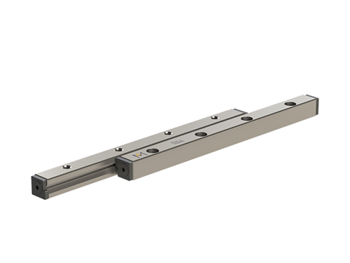 Deep groove cross-roller guideways RSDE