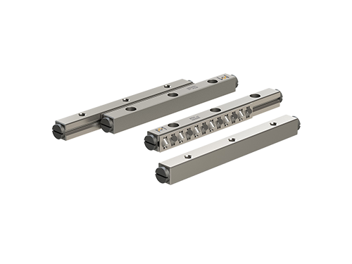 RSD cross-roller linear guideway set