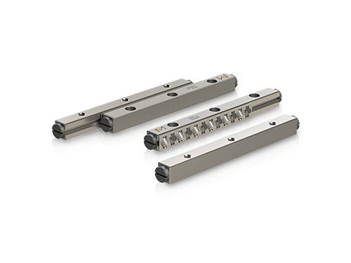 Linear bearing sets